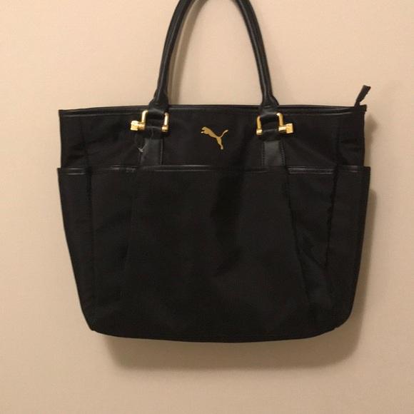 Puma Handbags - Black bag